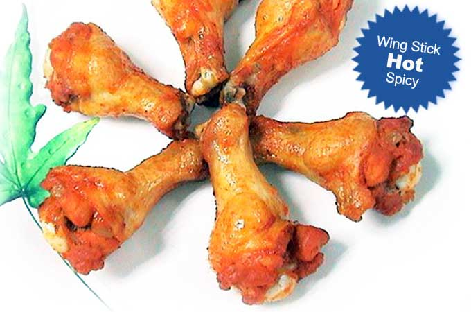 Roast Wing Stick Hot Spicy